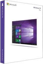 Windows 10 Pro DVD - Nederlands en Meertalig - Een