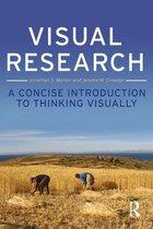 Boek cover Visual Research van Jonathan S. Marion