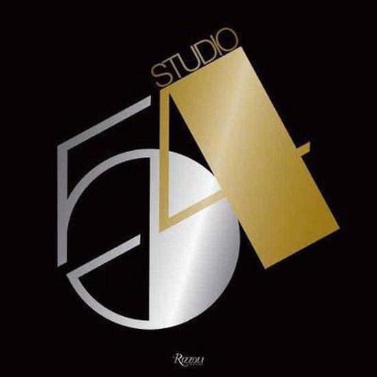 Boek cover Studio 54 van Matthew Yokobosky (Hardcover)