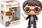 Funko Pop! N° 01 Harry Potter - Verzamelfiguur - Multi