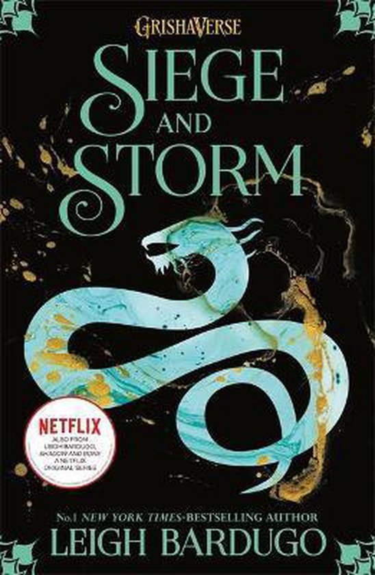 Boek cover Shadow and Bone: Siege and Storm van Leigh Bardugo (Paperback)