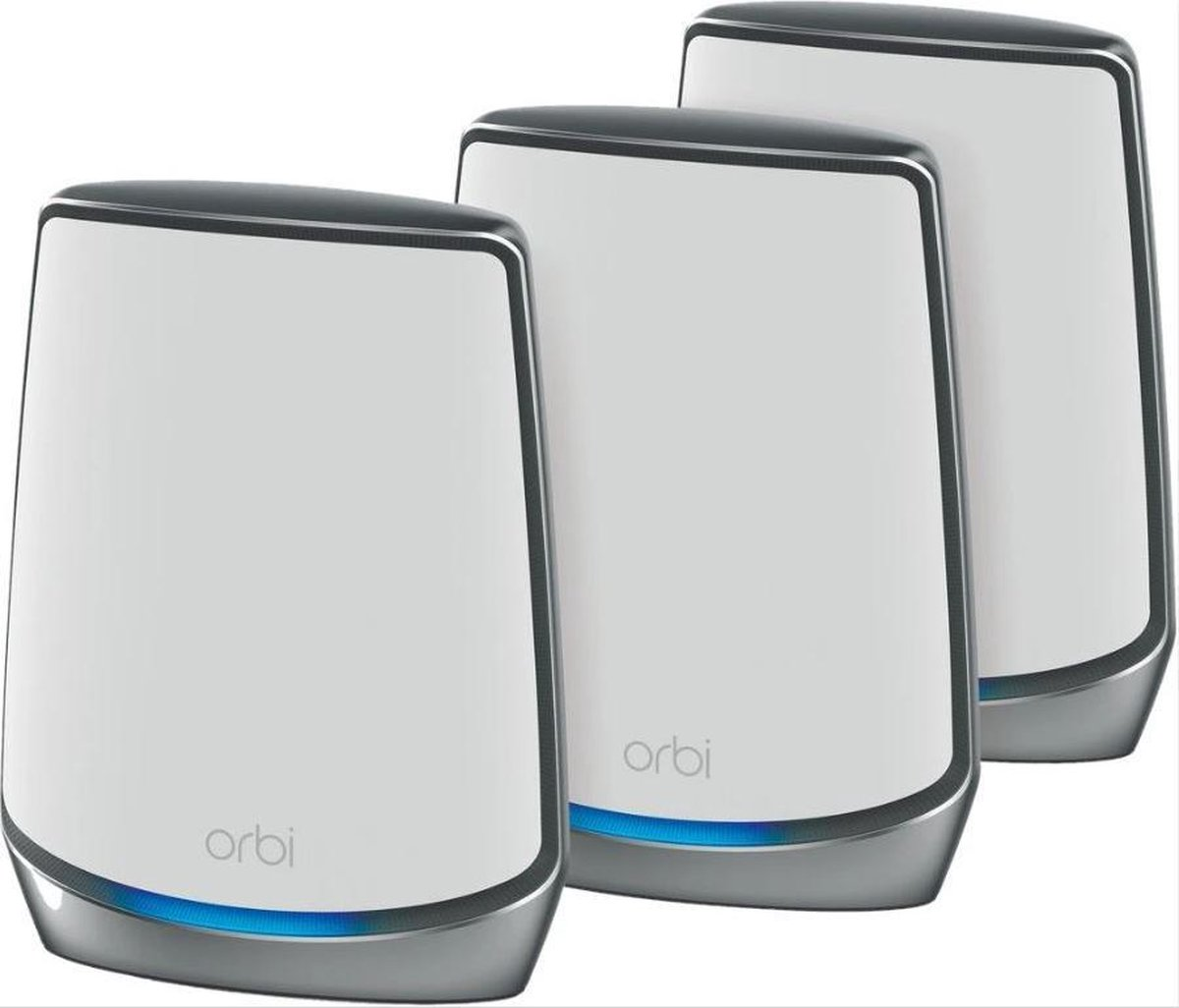 Netgear Orbi RBK853 - Multiroom Wifi - Tri-band - Router + 2 satellieten / AX6000