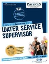 Water Service Supervisor