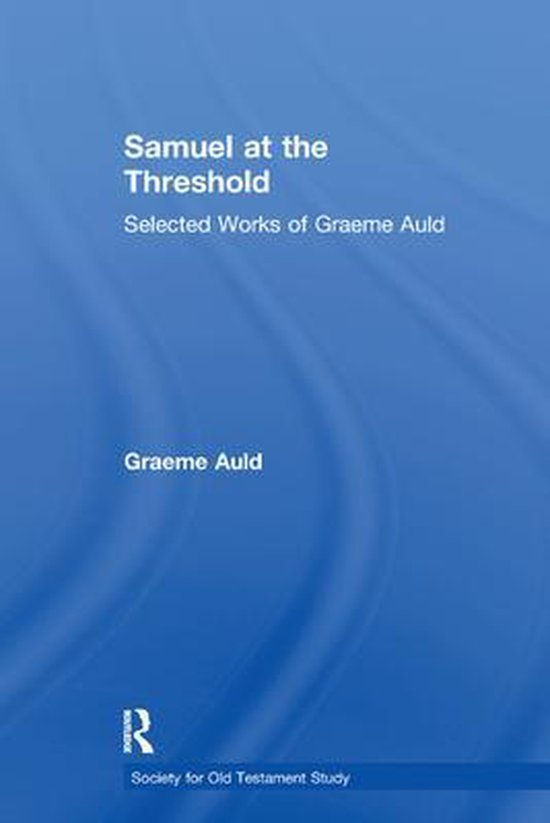 Boek cover Samuel at the Threshold van Graeme Auld (Paperback)