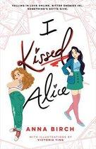 Omslag I Kissed Alice