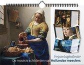 Verjaardagskalender De mooiste schilderijen van Hollandse meesters