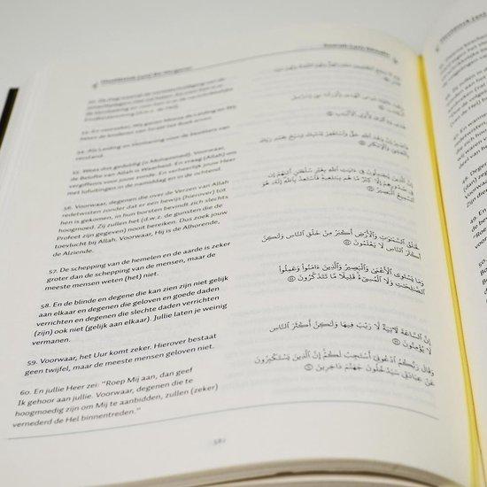 De interpretatie van de betekenissen van de Koran