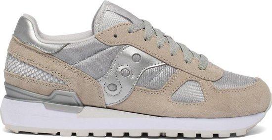 Saucony Shadow Original dames sneakers wit