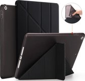 SBVR – Apple iPad Hoes 2014 - 9.7 inch – Voor iPad Air 2 - Smart Cover - A1566 - A1567 - Zwart