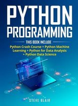 Python Programming: 4 Books in 1