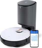 Ecovacs OZMO T8+ - Robotstofzuiger met dweilfunctie