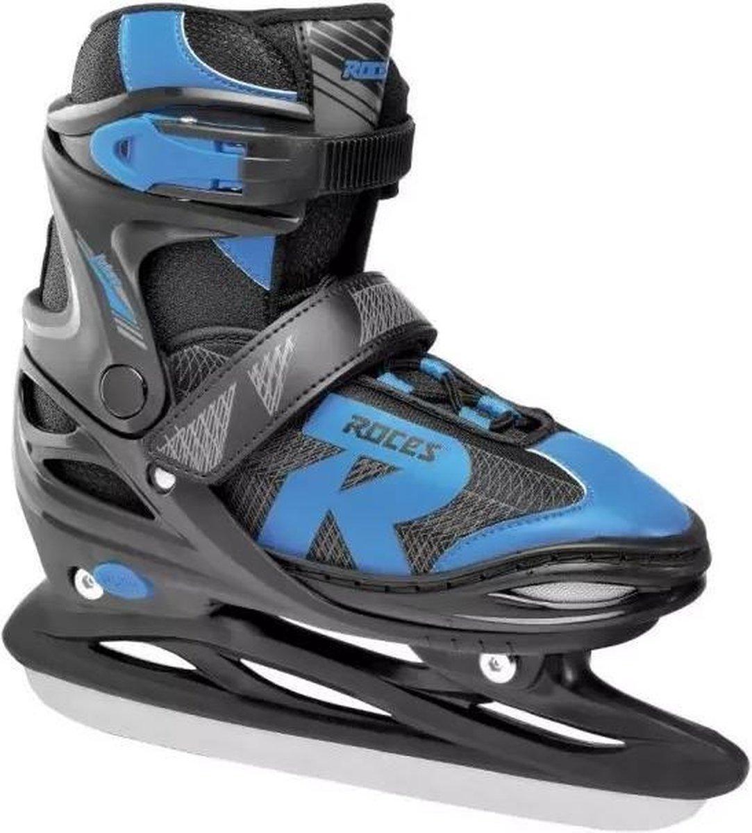 Roces Verstelbare schaatsen maat 38 t/m 41 schaatsen zwart