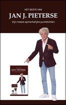 Jan J. Pieterse - Het beste van Jan J. Pieterse  - Zijn meest opmerkelijke puntdichten - light verse en plezierdichten