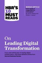 HBR's 10 Must Reads on Leading Digital Transformation