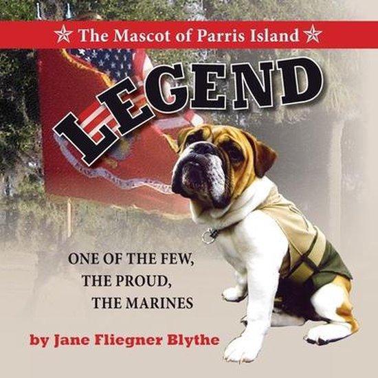 Legend, The Mascot of Parris Island