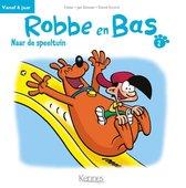 Robbe en Bas 2 -   Robbe en Bas D02 - Naar de speeltuin