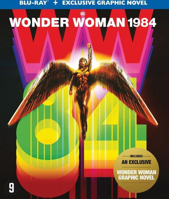 Wonder Woman 1984 + Comic (Blu-ray) (Exclusief bij Bol.com)