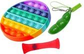 Fidget toys pakket set - 3 Delig - Inclusief spelu