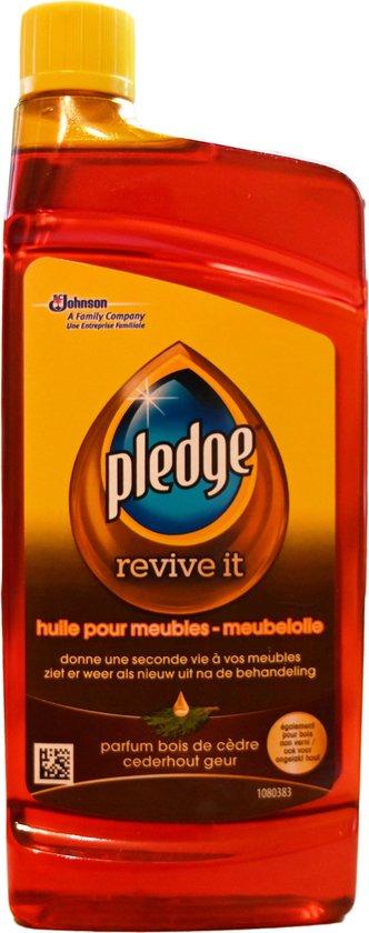 Afbeelding van Pledge Meubelolie 250ml