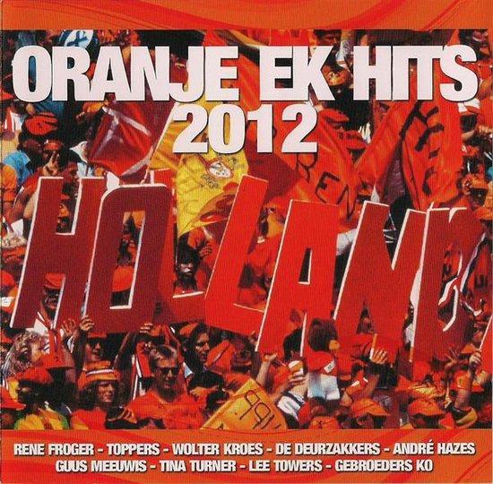 Oranje EK Hits 2012