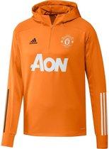 Adidas Manchester United Hoodie 20/21 - Maat M