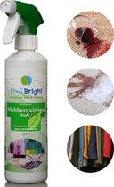 ProfiBright Consument - Vlekkereiniger Profi9 - Textielreiniger - Vlek verwijderaar - Vlekweg - kant & klaar - Dierproefvrij - 500 ml
