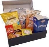 Jimmy's Bioscoop Popcorn & Nachos - Party Box - 727 Gram