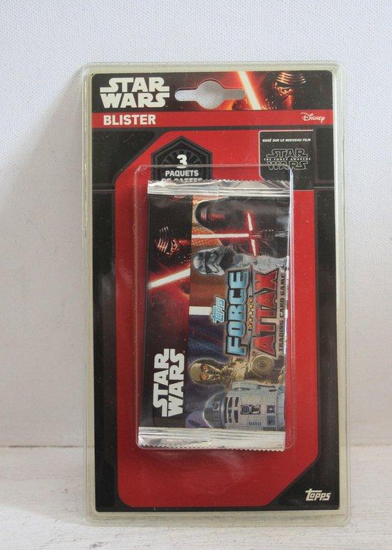 Afbeelding van het spel Star Wars Force Attax - Blister