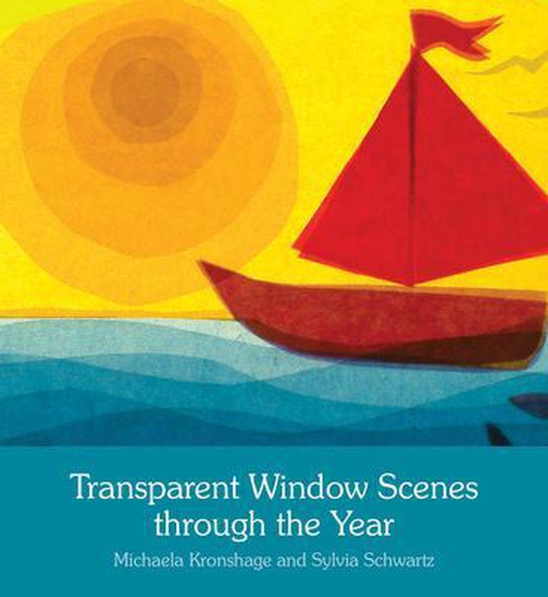 Transparent Window Scenes Through the Year - Michaela Kronshage