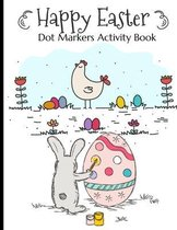 Happy Easter Dot Markers Activity Book