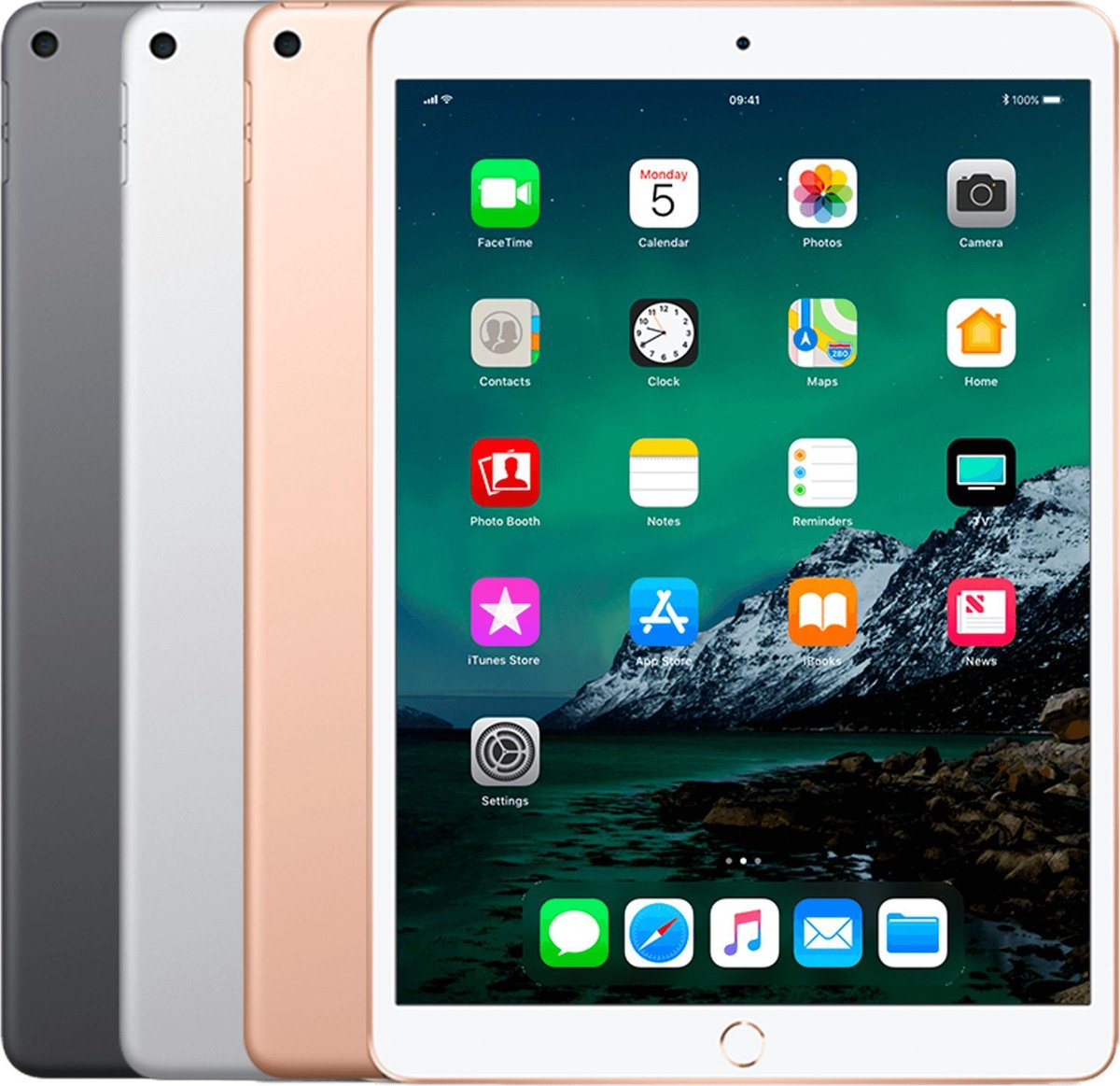 Apple iPad Air 3 - 256GB - Wi-Fi - Zilver - A-grade