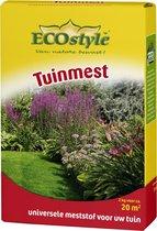 ECOstyle Tuinmest - 2 kg - algemene tuinmeststof voor 20 m2