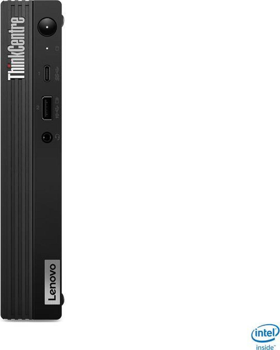 Lenovo | ThinkCentre M80q Tiny | Core i9-10900T | 16GB Memory | 512 GB SSD | Intel UHD Graphics 630 videokaart | nvt scherm