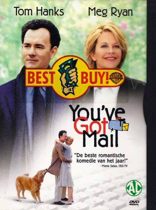 Cover van de film 'You've Got Mail'