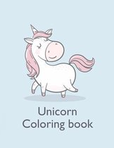 Unicorn Coloring book: Cool Book for Kids Ages 4-8: A Fun Kid Workbook Game For Learning, Coloring.