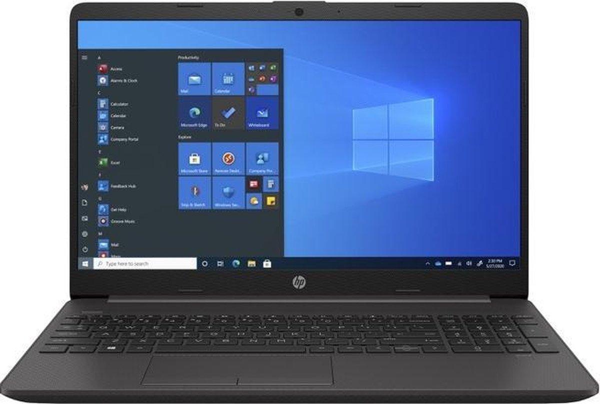 """HP 250 G8 Notebook Zwart 39,6 cm (15.6"""") 1920 x 1080 Pixels Intel® 10de generatie Core™ i5 8 GB DDR4-SDRAM 256 GB SSD Wi-Fi 6 (802.11ax) Windows 10 Pro"""