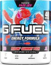 GFuel Energy Formula - Ragin' Gummy Fish Tub