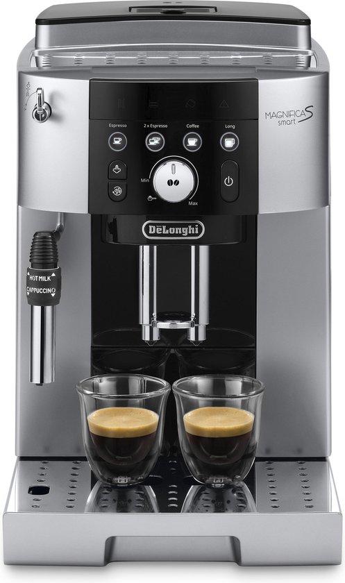 De'Longhi Magnifica S Smart ECAM250.23.SB - Volautomatische espressomachine - Zwart/Zilver