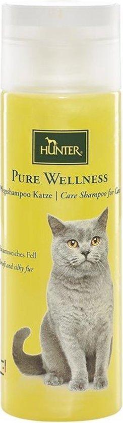 Hunter pure wellness katten shampoo - 200 ml