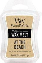 Woodwick At The Beach Mini Wax Melt
