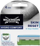 Wilkinson Sword Hydro Comfort Skin Reset Scheermesjes 4 stuks