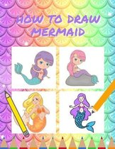 How to draw mermaid