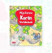 Mijn Eerste Koran Verhalenboek in het Nederlands voor kinderen - Mooi Cadeau Quran Koran Islam Islaam Arabisch boekje kindje kind
