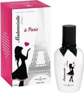 Exclusief,  Mademoiselle Arbel Paris een romantische geur met Amber, Muskus en Perzik. (heerlijke Frisse zoete geur, uit Parijs)