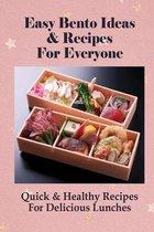 Easy Bento Ideas & Recipes For Everyone: Quick & Healthy Recipes For Delicious Lunches: Salad Bento Recipes