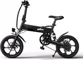 ADO X16 - E Bike - Elektrische Vouwfiets - 16 Inch - Max. 35km/h - 350W Lithium Batterij 7.Ah - Shimano 7 Speed