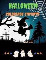 Halloween Coloriage Enfants