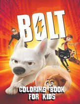 Bolt Coloring book for kids⚡️