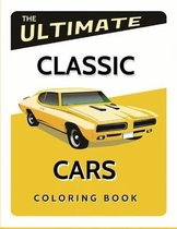 The Ultimate Classic Cars Coloring Book