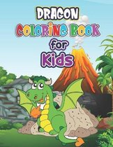 Dragon Coloring Book for Kids